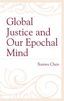 Global Justice and Our Epochal Mind