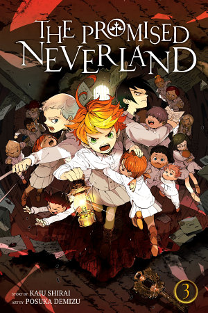 The Promised Neverland  Vol  3