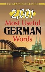 2,001 Most Useful German Words