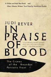 In Praise of Blood