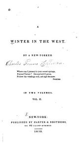 A Winter in the West: Volume 2