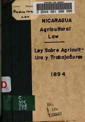 Ley sobre agricultura y trabajadores