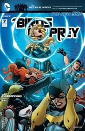 Birds of Prey (2011-) #7