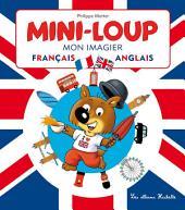 Mini-Loup - Mon imagier français-anglais
