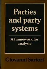 Parties and Party Systems: Volume 1
