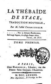 La Thébaïde: Volume1