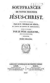 Souffrances de Notre Seigneur Jésus-Christ