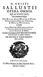Opera omnia quae exstant