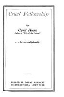 Cruel Fellowship PDF