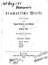 Dramatische Werke: Liebes- und Heldentragödien