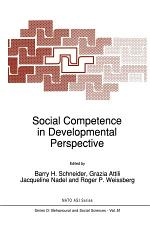 Social Competence in Developmental Perspective
