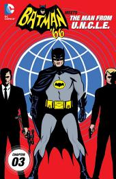 Batman '66 Meets The Man From U.N.C.L.E. (2015-) #3
