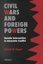 Civil Wars and Foreign Powers