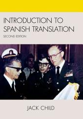 Introduction to Spanish Translation: Edition 2