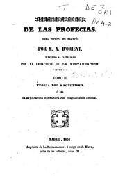 Cumplimiento de las profecías: Teoría del magnetismo (360-810 p.)