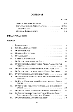 Ratanlal   Dhirajlal s the Indian Penal Code  Act XLV of 1860    with Exhaustive Notes  Comments  Case law References  State Amendments Along with Schedule of Classification of Offences and Forms as Prescribed Under Code of Criminal Procedure  1973 PDF