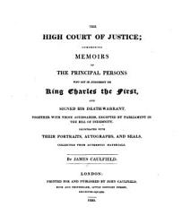 The High Court Justice Book PDF