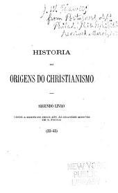 Os apostolos por Ernesto Renan