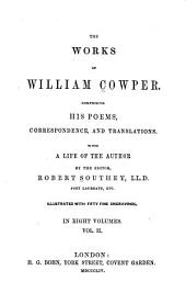 The Works of William Cowper: Volume 2