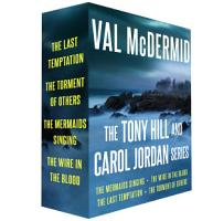 The Tony Hill and Carol Jordan Series  1 4 PDF