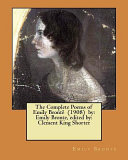 The Complete Poems of Emily Bront 1908