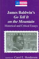 James Baldwin s Go Tell it on the Mountain PDF
