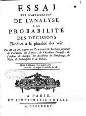 Discours prononcés dans l'Académie franc̕oise le jeudi XXI février M.DCC.LXXXII, à la réception de M. le Marquis de Condorcet