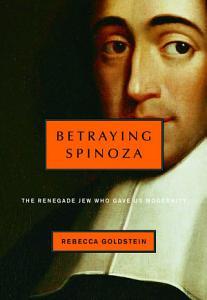 Betraying Spinoza PDF