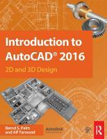 Introduction to AutoCAD 2016 PDF