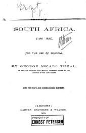 Short History of South Africa (1486-1826)