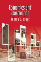 Economics and Construction PDF