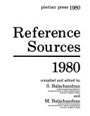 Reference Sources PDF