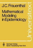 Mathematical Modeling in Epidemiology PDF