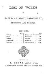 British Fungi: Phycomycetes and Ustilagineae