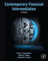 Contemporary Financial Intermediation: Edition 3