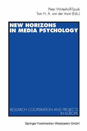 New Horizons in Media Psychology PDF