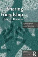 Sharing Friendship PDF