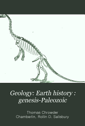 Earth history : Mesozoic, Cenozoic