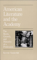 American Literature and the Academy PDF