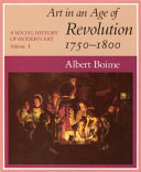 Art in an Age of Revolution  1750 1800