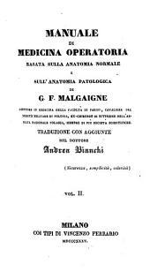 Manuale Di Medicina Operatoria