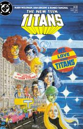 The New Teen Titans (1984-) #6