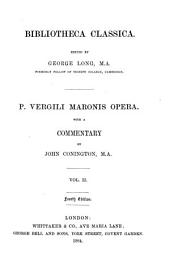 P. Vergili Maronis opera: The Aeneid