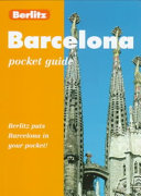 Berlitz Pocket Guide Barcelona PDF