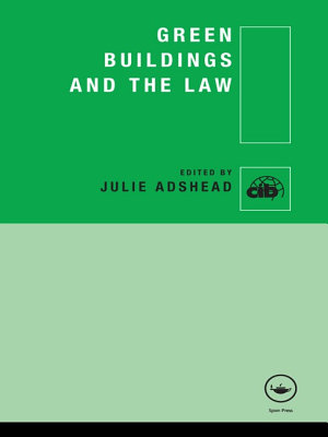 Green Buildings and the Law PDF