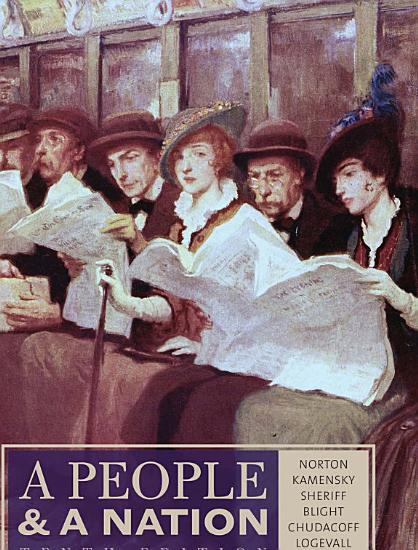 A People and a Nation  A History of the United States PDF