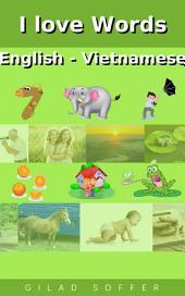 I love Words English - Vietnamese