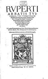 Libri 42 de operibus Sanctae Trinitatis