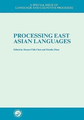 Processing East Asian Languages PDF