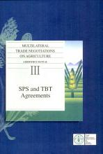 SPS and TBT Agreements PDF